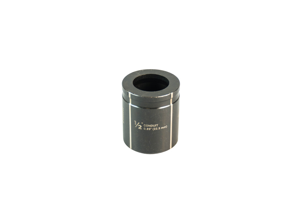 "Mayer-1/2"" Conduit Size Knockout Die-1"