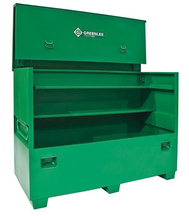 Greenlee 4872 60 Cubic Foot Flat Top Storage Box