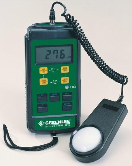 Greenlee 93-172 Meter Light-Digital (93-172)