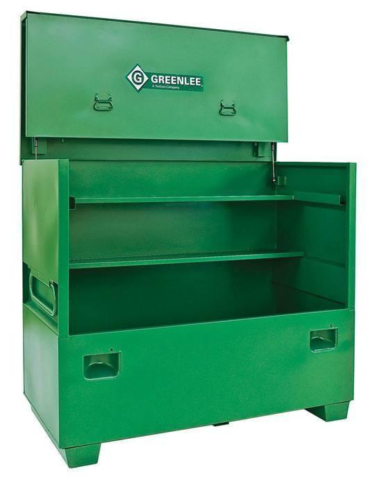 Greenlee 4860 50 Cubic Foot Flat Top Storage Box