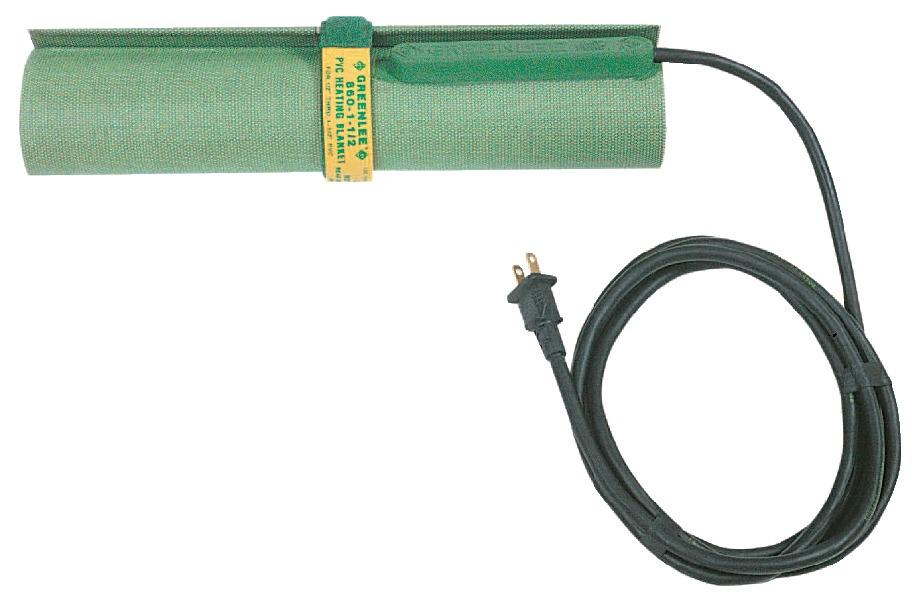 Greenlee 860-4 120 VAC 1300 W PVC Heating Blanket