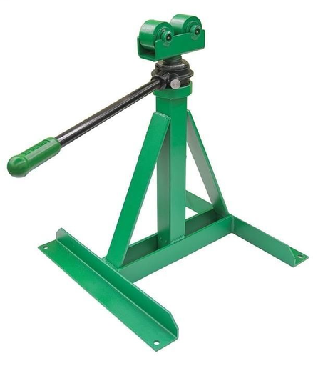RATCHET TYPE REEL STAND