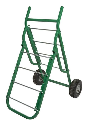 Mayer-Deluxe A-Frame Mobile Caddy-1