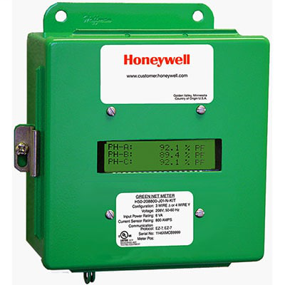 CLASS 5000 SUBMETER, 3 Phase, 400 A, 120/208-240 V AC