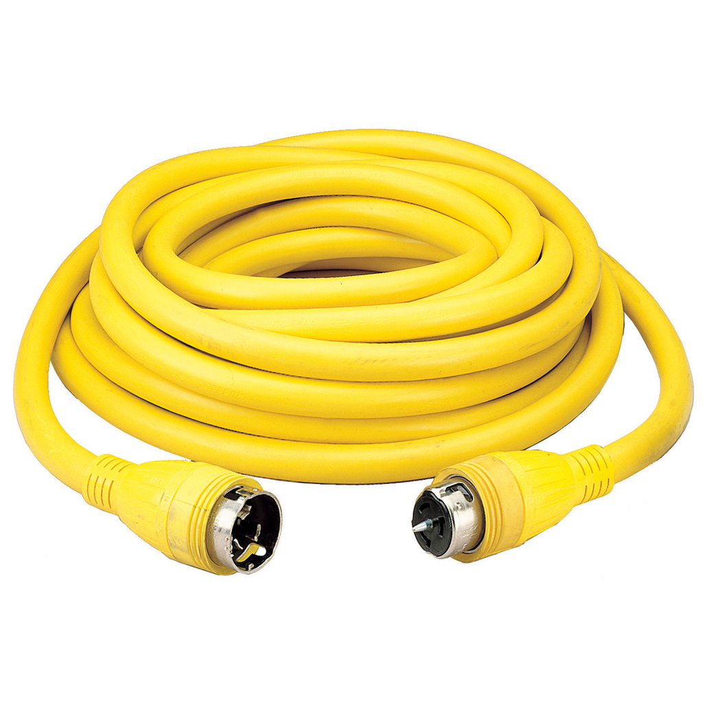 Hubbell SCC50CORDSET, SPIDER II, 5W, 60A P+S, 50'