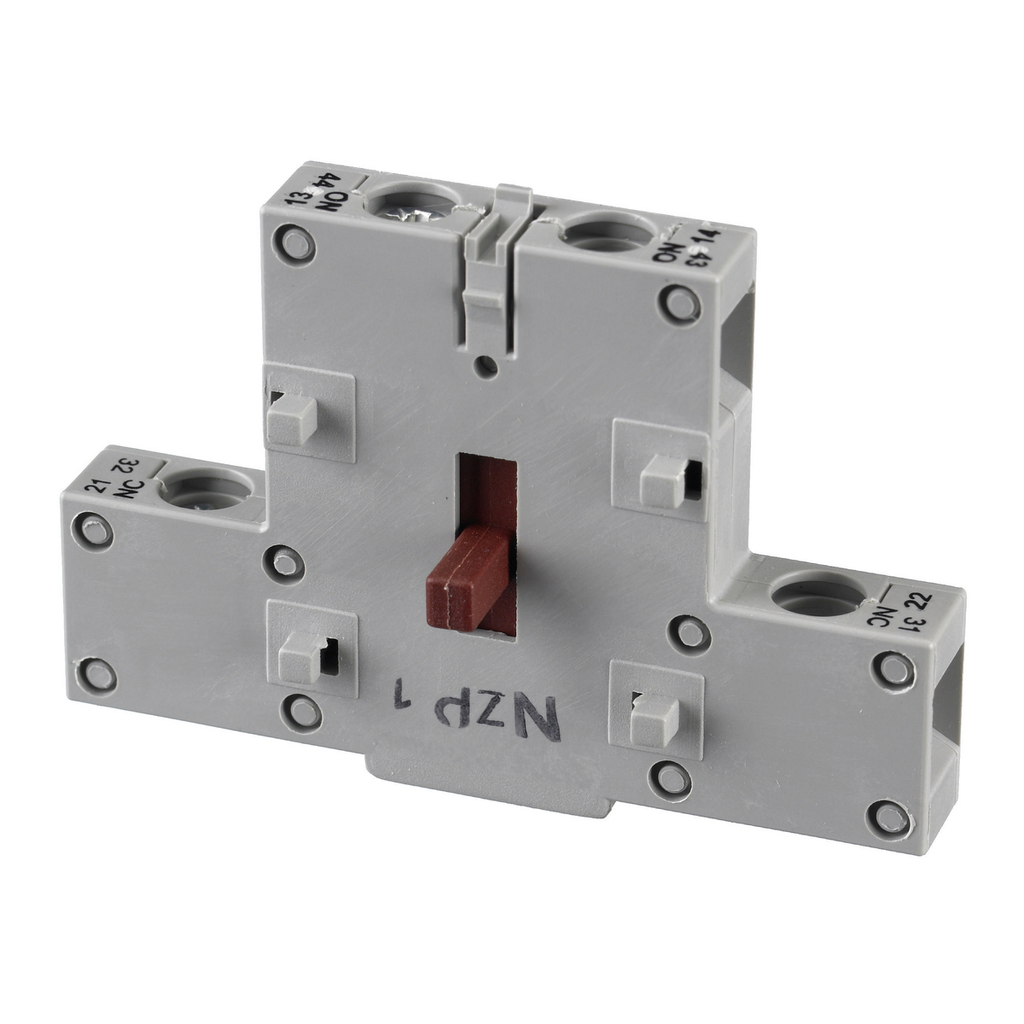 Hubbell Wiring Devices HBLAC1 Break After Main Break Safety Enclosure Auxiliary Contact