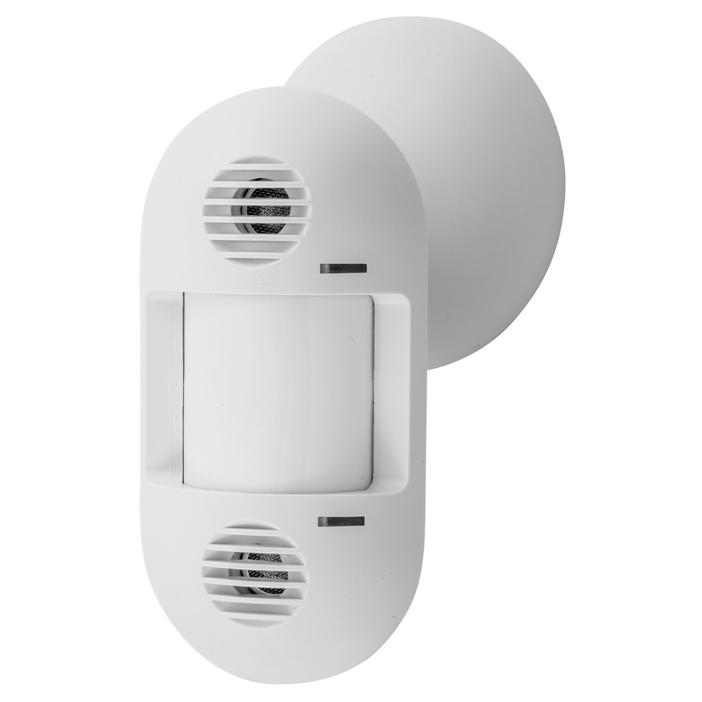 Hubbell Wiring Devices ATD1600WRP 24 VDC 1600 Square Foot White Ultrasonic and Passive Infrared Adaptive Wall Mount Sensor