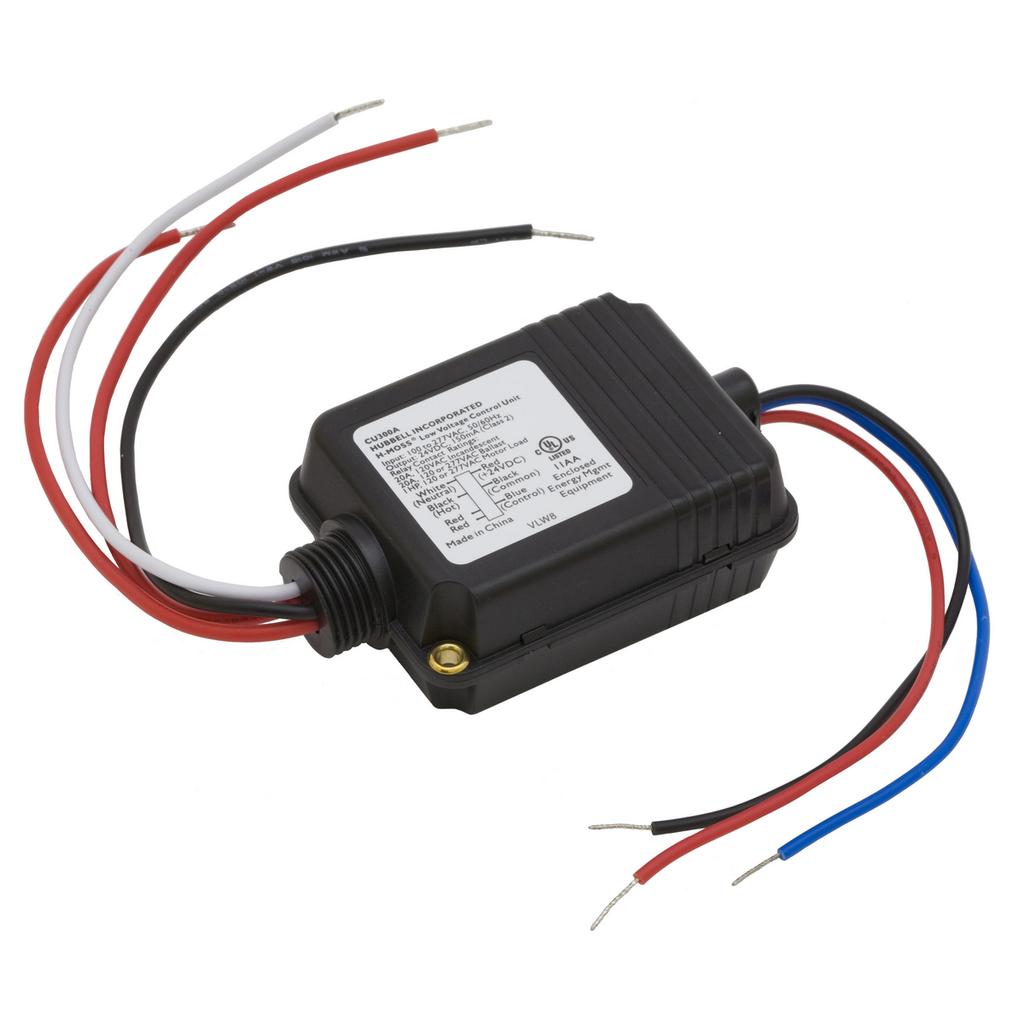 Hubbell Wiring Devices CU300A 120/277 VAC Occupancy Sensor Control Unit