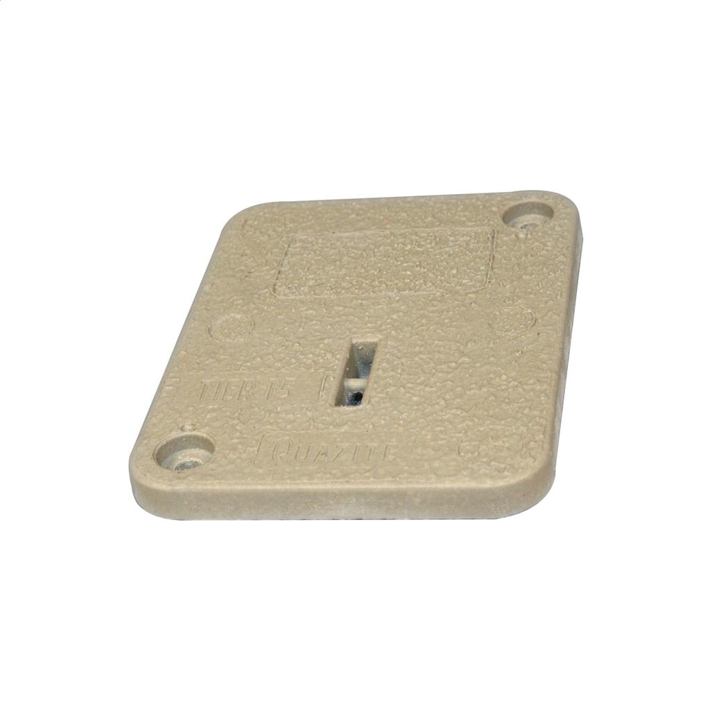 Quazite PG1730CA0012 17 x 30 Inch Underground Enclosure Communication Cover