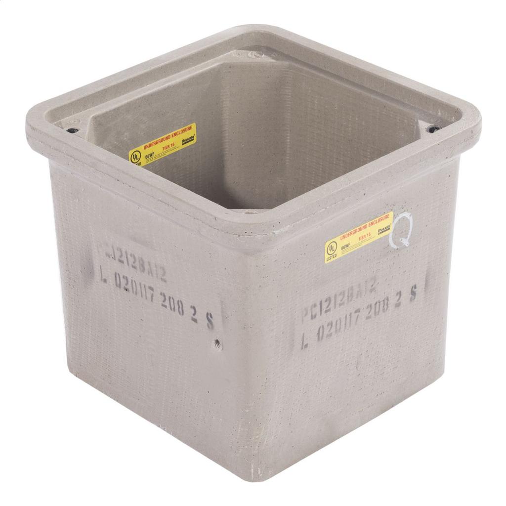 QZT PC0808BG18 BOX OB 08X08X18-GSK