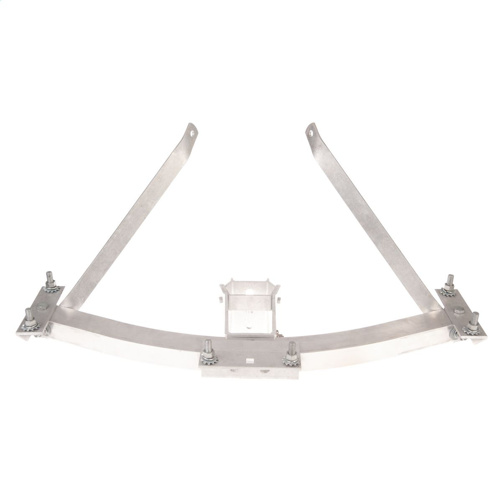 3 PHASE CURVED EQUIPMENT MOUNT