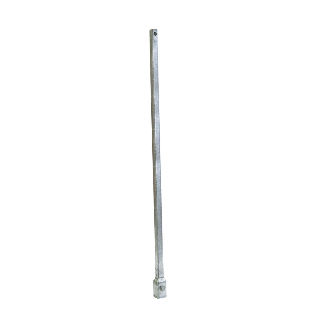"CHANCE 12657 Square Shaft 1-1/2""Extension 7 Ft Long (84"")"
