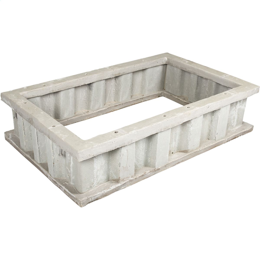 """ENCLOSURE EXTENSION ONLY, 12"""" Deep, 48""""x48"""", FRP"""