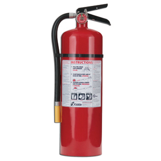 Pro 10 MP Fire Extinguisher
