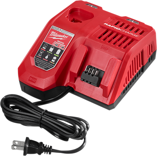 Milwaukee Tool 48-59-1808 M18 and M12 Rapid Charger