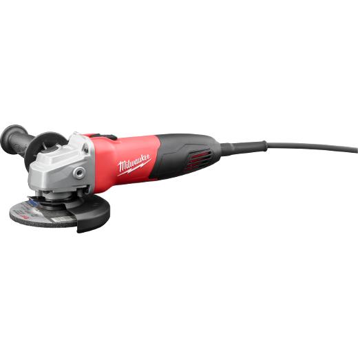 Milwaukee Tool 6130-33 7.0 Amp 4-1/2 Inch Small Angle Grinder