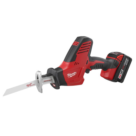 Milwaukee Tool 2625-21 M18 Hackzall Kit with Battery