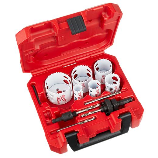 Milwaukee Tool 49-22-4095 10-Piece Electricians Ice Hardened Kit