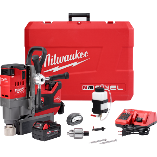 Milwaukee Tool 2787-22 M18 FUEL 1.5 Inch Magnetic Drill