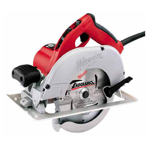 Milwaukee Tool 6391-21 7-1/4 Inch Left Blade Circular Saw with Case