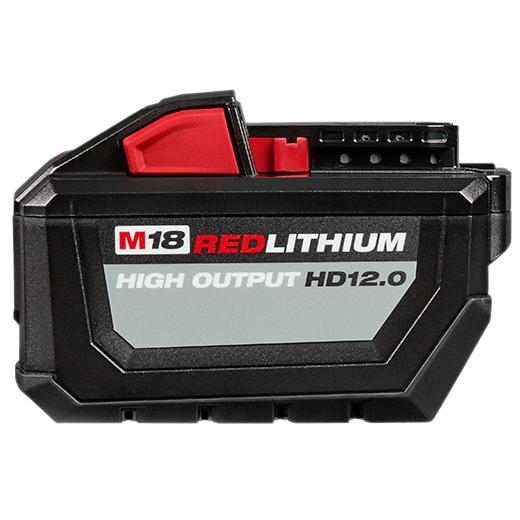 MILW 48-11-1812 M18 REDLITHIUM HD12