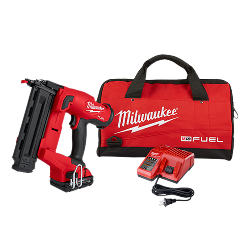 M18 FUEL™ 18 Gauge Brad Nailer Kit
