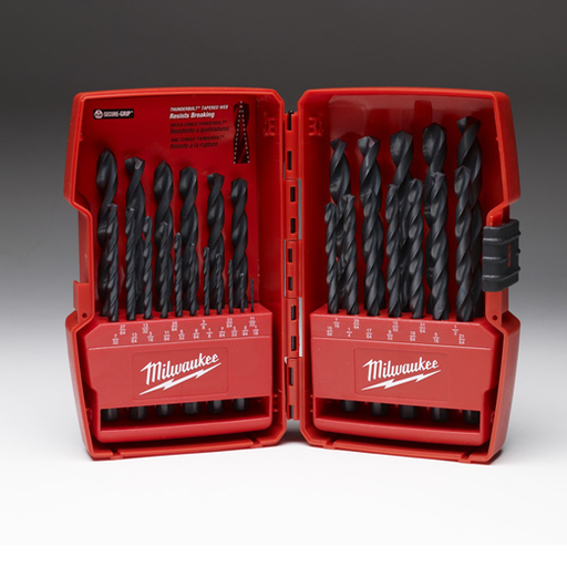THUNDERBOLT® Black Oxide Drill Bit Set - 29 PC