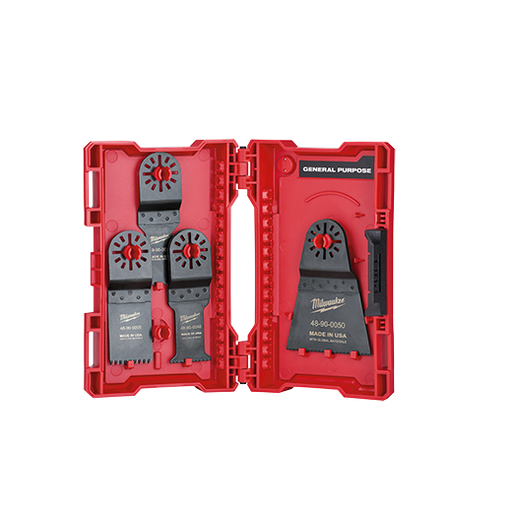 6PC - Multi-Tool Blade Kit