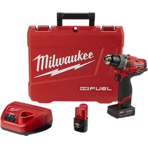 """Mayer-M12 FUEL™ 1/2"""" Hammer Drill Kit-1"""