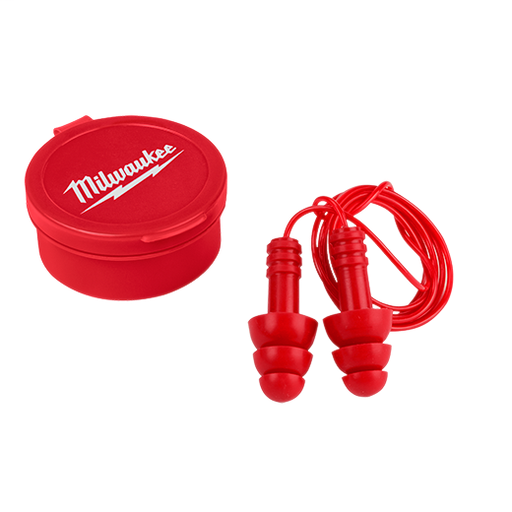Mayer-3 Pack Reusable Corded Ear Plugs-1