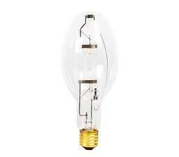 Philips MH400/U 400 Watt HID Metal Halide ED37 Mogul Base Lamp, 39000 Lumens, 3900K Cool White, 65 CRI, 20000 Avg Hour, ANSI M59/E, MH Lamps/ Light Bulbs, 274498
