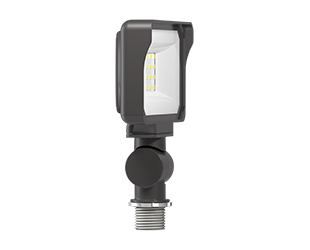 RAB X34-16L-830/120 LT FX 1600LM LED 120V 3000K 80 CRI BRONZE