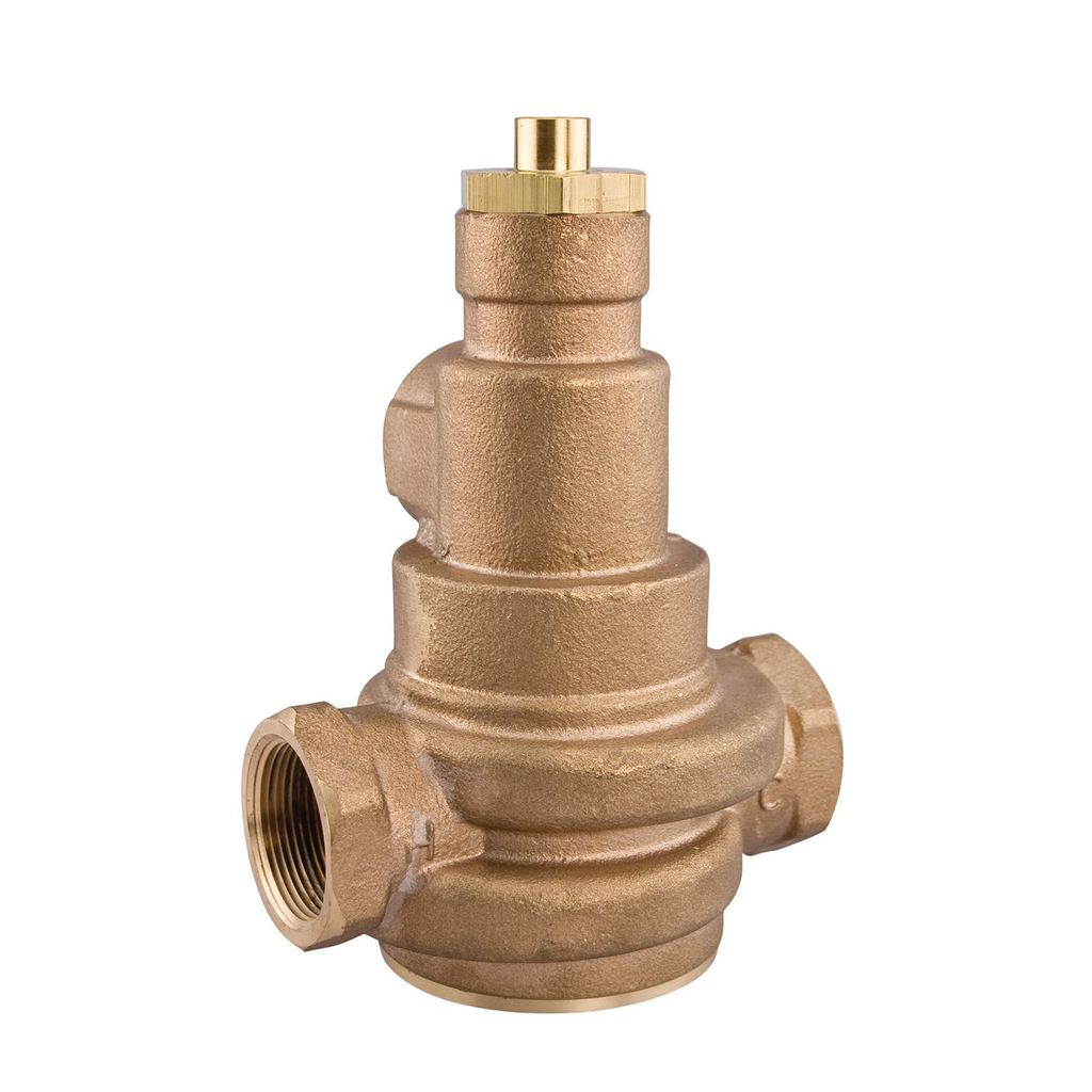 1 In Lead Free Master Mixing Valve, Paraffin Based Thermostat