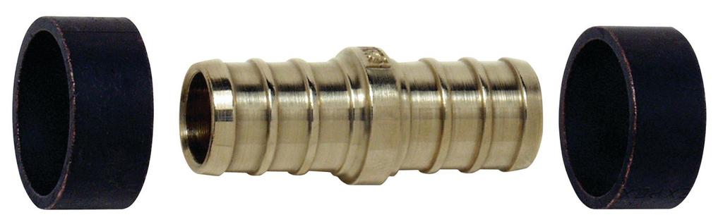 1 1/4 In Lead Free Crimpring (TM) Coupling Kit