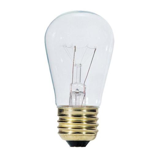 11 Watt S14 Incandescent Light Bulb