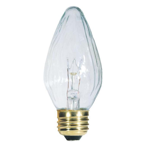 40 Watt F15 Incandescent Light Bulb