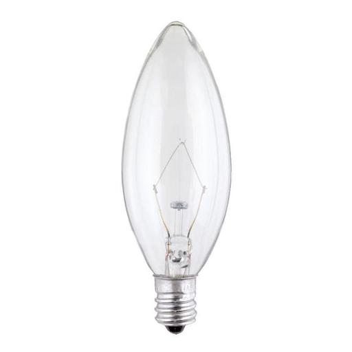 40 Watt B9 1/2 Torpedo Incandescent Light Bulb