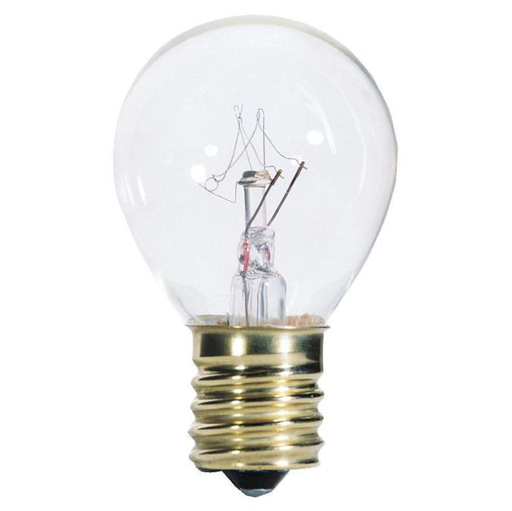25 Watt S11 Incandescent Light Bulb