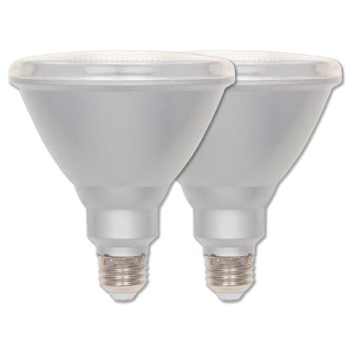 15 Watt (90 Watt Equivalent) PAR38 Flood Dimmable Indoor/Outdoor LED Light Bulb, ENERGY STAR