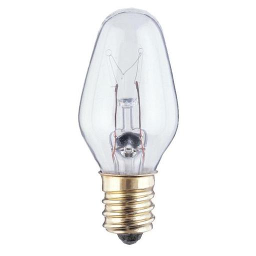 4 Watt C7 Incandescent Light Bulb