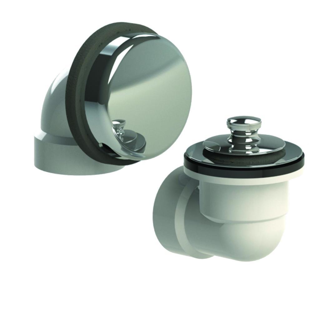 Watco Innovator 901 Series 1/2 Kit Schedule 40 PVC Bath Waste 901-LT-PVC-CP