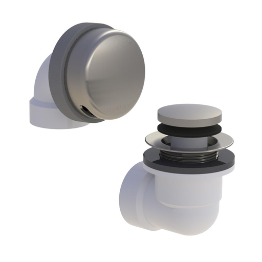 Watco Innovator 901 Series 1/2 Kit Schedule 40 PVC Bath Waste 901-FA-PVC-BN