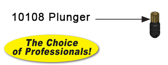 10108 Model X34 Plunger - 3/8 Inch 10108