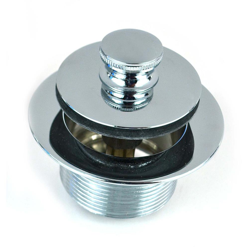 38810-CP Lift and Turn Replacement Stopper - Chrome Plated 38810-CP