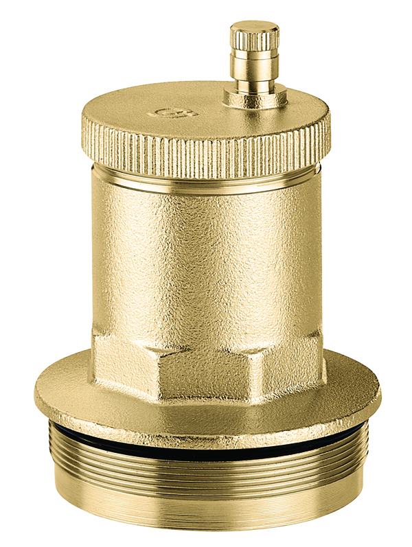 """Discal Air Vent for Brass Body (3/4""""-2"""")"""