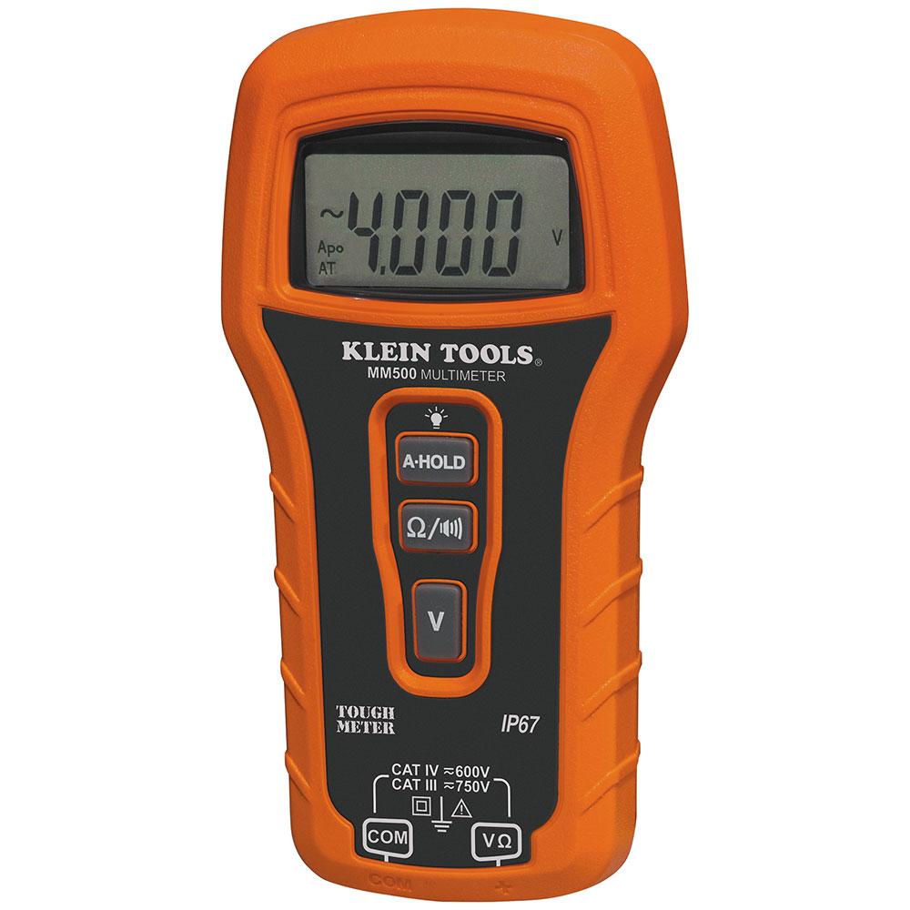 KLEIN TOOLS Auto Ranging Multimeter