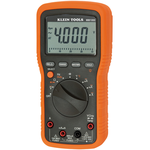 Electricians Multimeter