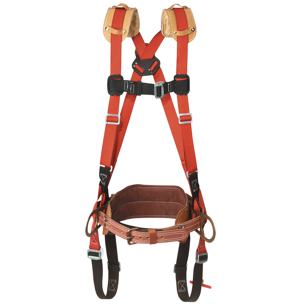 KLEIN LH5282-24-M Safety Harness, F