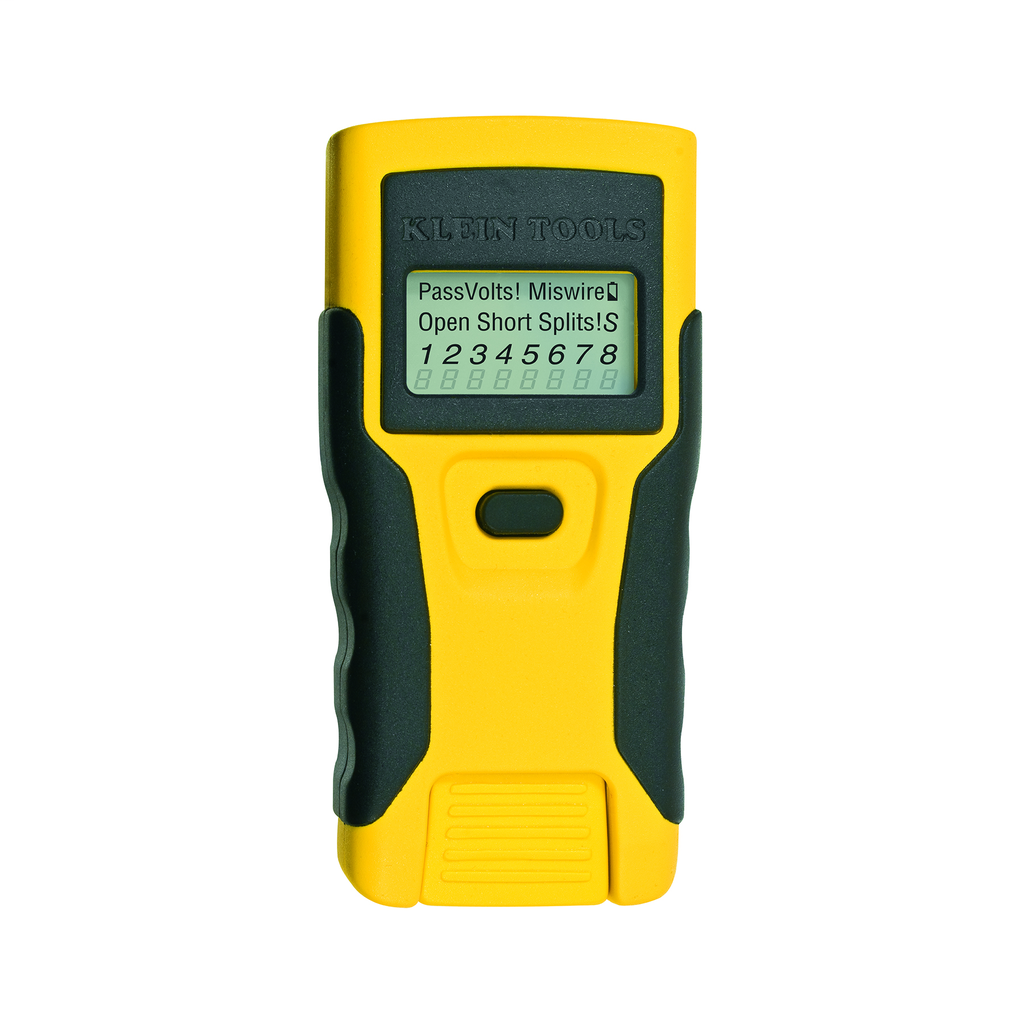 KLEIN TOOLS Cable Tester, LAN Scout® Jr. Continuity Tester