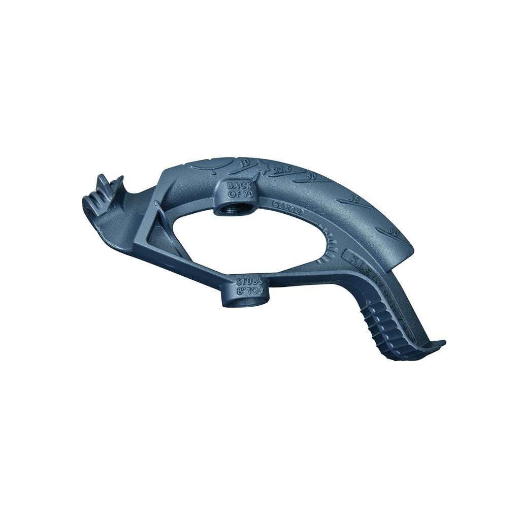 Klein Tools 56209 3/4 Inch (19 mm) Iron Conduit Bender Head